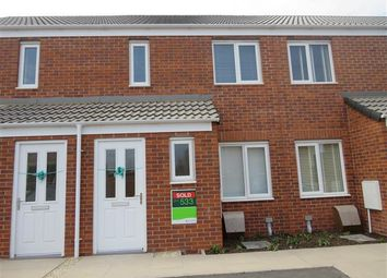 Thumbnail 2 bed terraced house to rent in Warmwell Drive, Wolverhampton