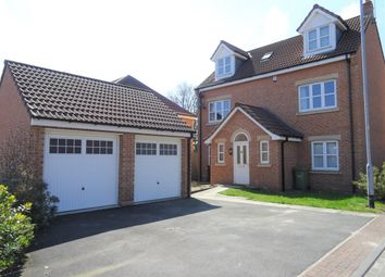 Thumbnail 4 bedroom detached house to rent in Royal Troon Mews, Wakefield
