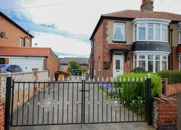 Thumbnail 3 bed semi-detached house for sale in Coronation Road, Loftus