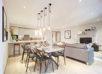 Thumbnail 2 bedroom flat for sale in Ram Quarter, 11 Chivers Passage, London