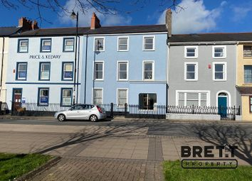 4 bed terraced house for sale in Hamilton Terrace, Milford Haven, Pembrokeshire. SA73