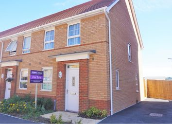 Thumbnail 3 bedroom end terrace house for sale in Beauchamp Drive, Newport