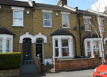 Thumbnail 2 bedroom terraced house to rent in Kensington Road, Romford, Essex