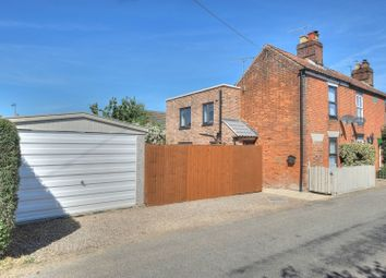 Thumbnail 3 bed end terrace house for sale in Town Road, Fleggburgh