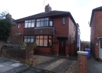 Thumbnail 2 bed semi-detached house for sale in Mayfield Avenue, Northwood, Stoke-On-Trent