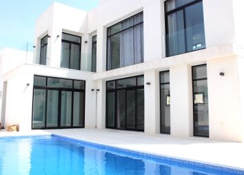 Thumbnail 3 bed villa for sale in Mil Palmeras, Alicante, Valencia, Spain