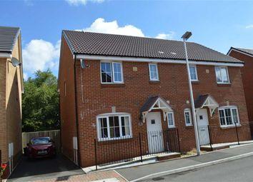 Thumbnail 3 bed semi-detached house for sale in Brynderwyn, Swansea