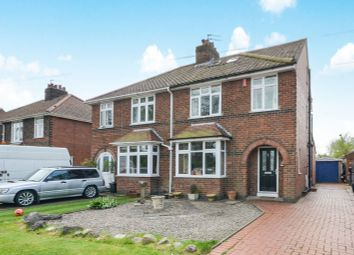 Thumbnail 4 bedroom semi-detached house for sale in Hilbra Avenue, Haxby, York