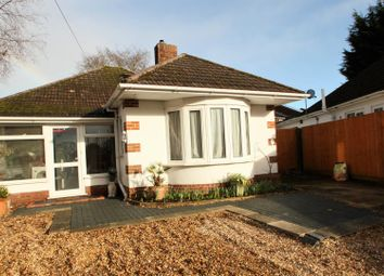 Thumbnail 2 bed detached bungalow for sale in Brook Close, Bournemouth