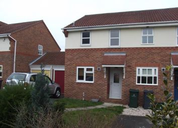Thumbnail 2 bed semi-detached house to rent in Ashton Drive, Kirk Sandall, Doncaster