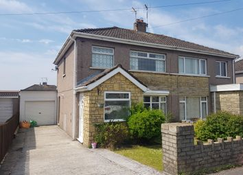 Thumbnail 3 bed property to rent in Glenwood Close, Coychurch, Bridgend