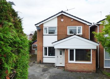 Thumbnail 3 bedroom detached house for sale in Fulmar Drive, Stockport