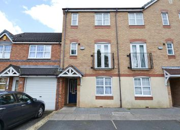 Thumbnail 4 bed town house for sale in Long Nuke Road, Northfield, Birmingham