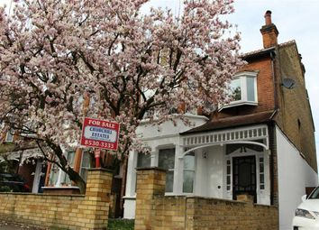 Thumbnail 3 bedroom flat for sale in Churchfields, London