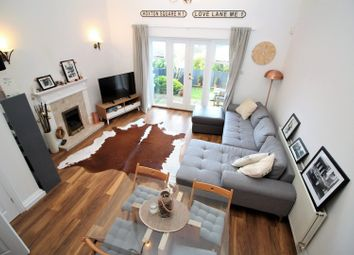 Thumbnail 3 bed semi-detached house for sale in Love Lane, Rochester