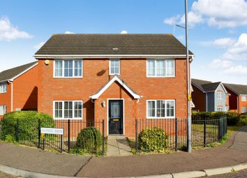 Thumbnail 4 bed detached house to rent in Gavin Way, Highwoods, Colchester
