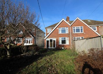 Thumbnail 3 bed semi-detached house for sale in Bath Road, Chippenham