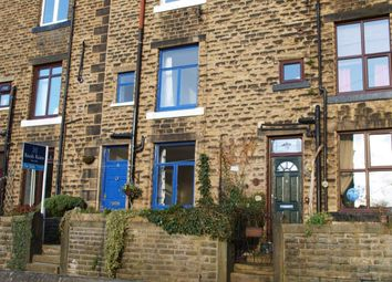 Thumbnail 2 bed terraced house for sale in Lees Road, Hebden Bridge