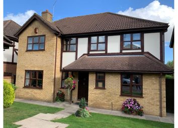 Thumbnail 5 bed detached house for sale in Wheatfields, Harlow