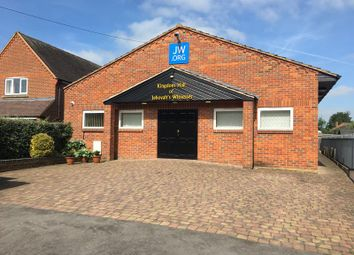 Thumbnail Leisure/hospitality for sale in Kingdom Hall, 25 Windmill Road, Thame, Oxfordshire