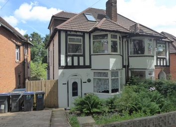 Thumbnail 4 bed semi-detached house for sale in Broughton Crescent, Birmingham