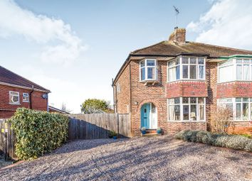 Thumbnail 3 bed semi-detached house for sale in Delamere Road, Earley, Reading