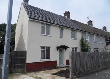 Thumbnail 4 bed end terrace house to rent in Chailey Road, Brighton