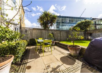 Thumbnail 4 bed terraced house for sale in Combermere Road, London