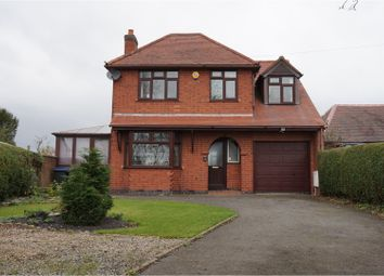 Thumbnail 4 bed detached house for sale in Bagworth Rd, Barlestone