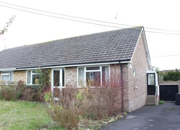 Thumbnail 2 bed semi-detached bungalow for sale in South View, Bradford Abbas, Sherborne