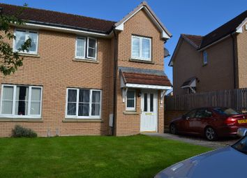 Thumbnail 3 bed semi-detached house to rent in Salters Way, Saltcoats, North Ayrshire
