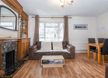 Thumbnail 3 bedroom flat for sale in John Kennedy Court, Newington Green Road, London
