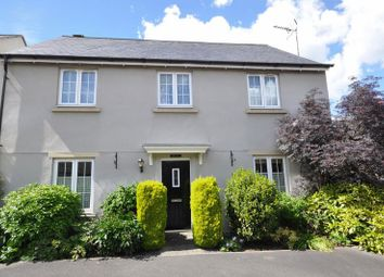 Thumbnail 4 bed detached house for sale in Summerleaze, Corsham