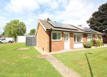 Thumbnail 1 bed semi-detached bungalow for sale in Llwynu Lane, Abergavenny