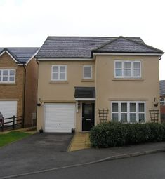 Thumbnail 4 bed property to rent in Banks Crescent, Stamford