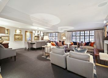 Thumbnail 3 bedroom flat to rent in Chalfont House, Chesham Street, Belgravia