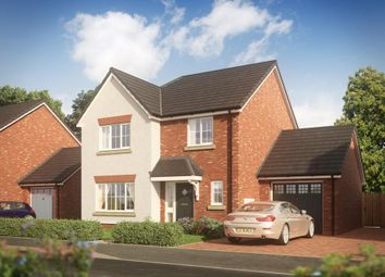 Thumbnail 4 bedroom detached house for sale in Walton Avenue, High Ercall, Telford