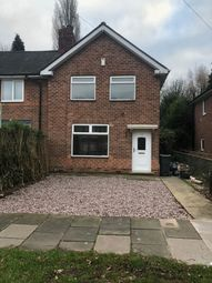 Thumbnail 2 bed terraced house for sale in Burnel Road, Birmingham