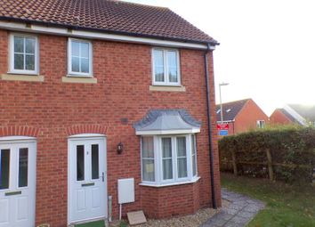 Thumbnail 2 bed semi-detached house for sale in Salterton Court, Exmouth