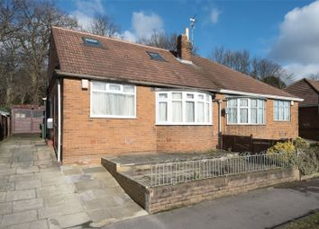 Thumbnail 3 bed semi-detached bungalow for sale in High Moor Crescent, Leeds, West Yorkshire