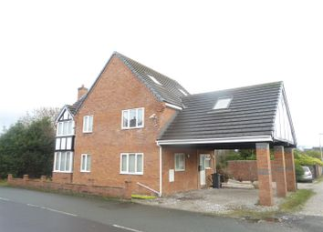 Thumbnail 5 bed detached house for sale in Level Road, Hawarden, Deeside