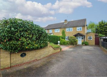 Thumbnail 3 bed semi-detached house for sale in Ditton Road, Datchet, Berkshire