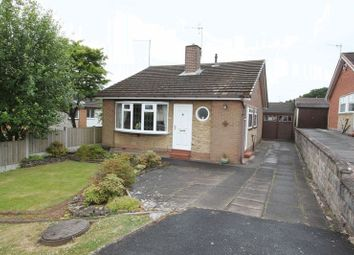Thumbnail 2 bed detached bungalow for sale in Dorset Place, Clayton, Newcastle-Under-Lyme