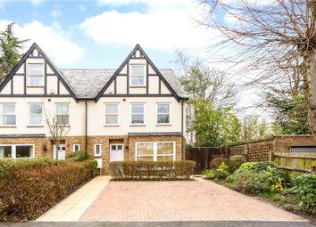 Hillside Road, Chorleywood, Rickmansworth, Hertfordshire WD3. 4 bed semi-detached house