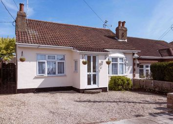 Thumbnail 2 bed semi-detached bungalow for sale in Tudor Road, Eastwood, Leigh-On-Sea