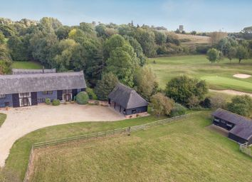 Thumbnail 5 bedroom barn conversion for sale in Lower Raydon, Ipswich