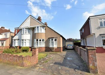 Thumbnail 3 bed semi-detached house for sale in Northumberland Avenue, Welling