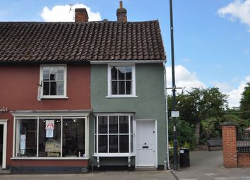 Thumbnail 2 bed end terrace house for sale in Needham Market, Ipswich, Suffolk