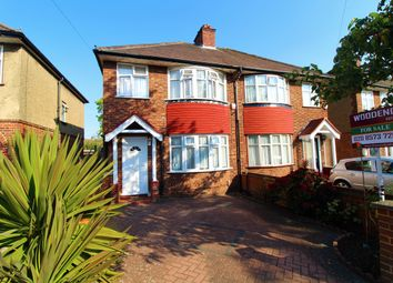 Thumbnail 3 bed semi-detached house for sale in Hayes End Drive, Hayes