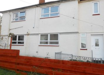 Thumbnail 2 bed flat for sale in 16, Wood Street, Dailly, Girvan KA269Sg